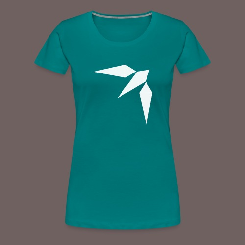 GBIGBO zjebeezjeboo - Rock - Hirondelle - T-shirt Premium Femme