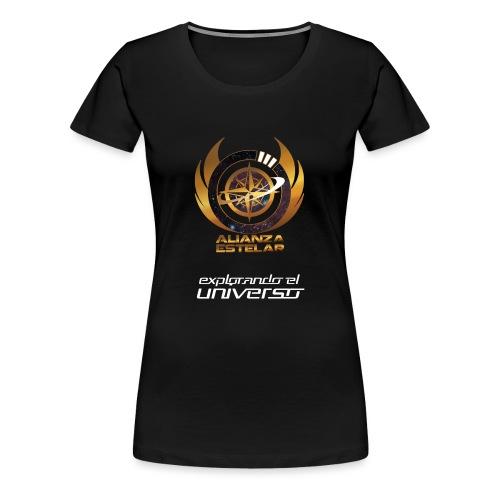 Alianza estelar oficial I - Camiseta premium mujer