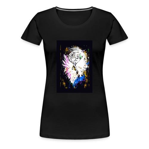 Y-design - T-shirt Premium Femme