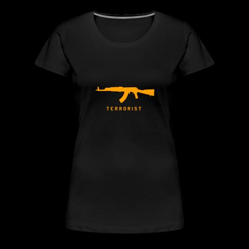 TT png - Koszulka damska Premium