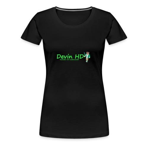 Motiv Shop 2 png - Frauen Premium T-Shirt