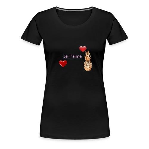Coque - T-shirt Premium Femme