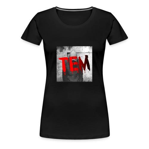 Nowe logo Halloween - Koszulka damska Premium
