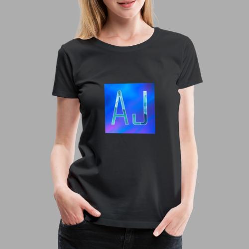AJ - Women's Premium T-Shirt