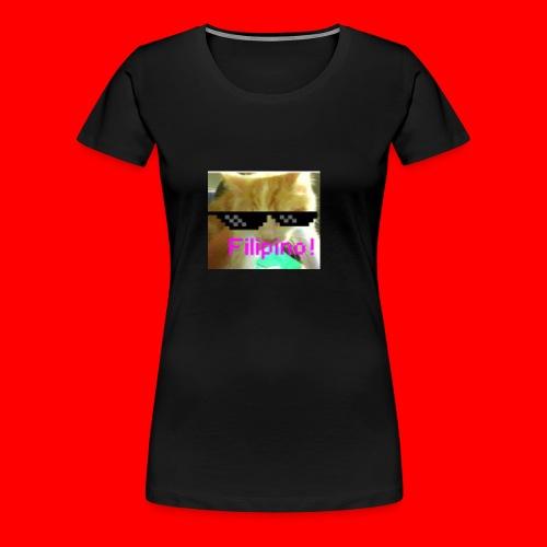 Filipino! - Premium-T-shirt dam