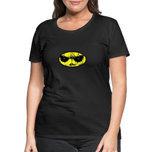 Badgirl - Frauen Premium T-Shirt