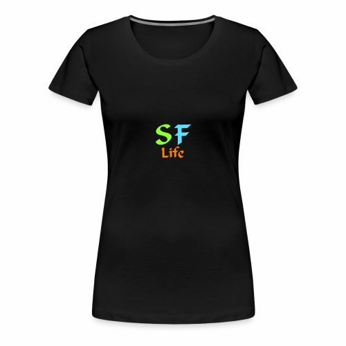 Sflife Merch - Dame premium T-shirt