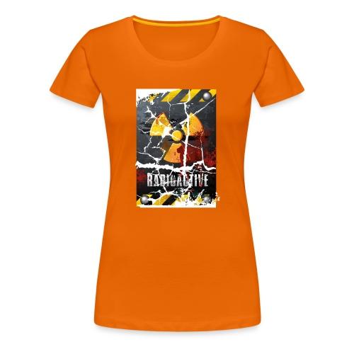 radiactive - Maglietta Premium da donna