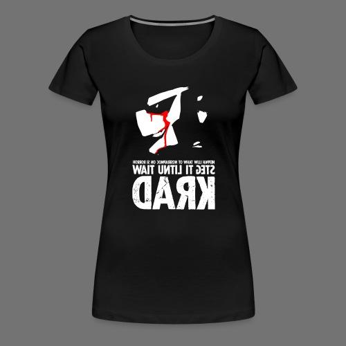 horrorcontest sixnineline - Frauen Premium T-Shirt