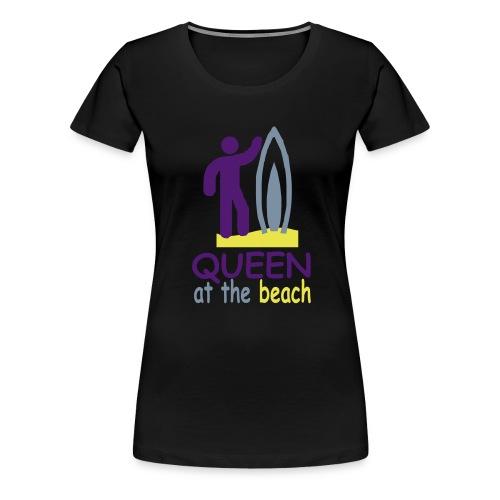 surfen - Frauen Premium T-Shirt