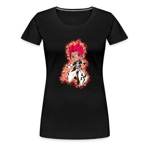 Xemnas Nr 20 - Frauen Premium T-Shirt
