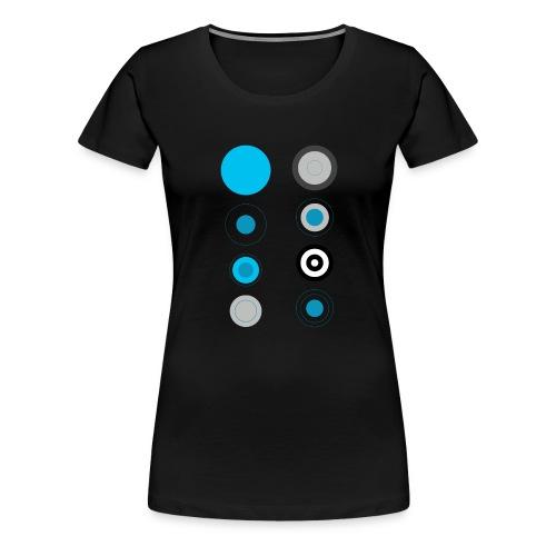 Cerchi - Koszulka damska Premium