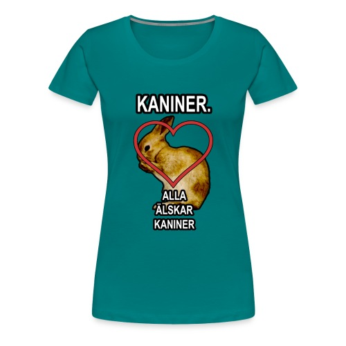 Cry of Fear - Kaniner - Women's Premium T-Shirt