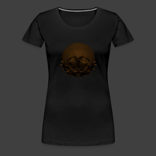 Im thinking - Women's Premium T-Shirt