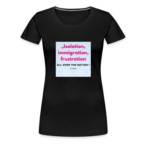All over the nation - Frauen Premium T-Shirt