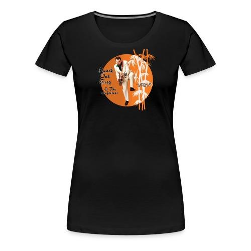 blackprint gif - Premium-T-shirt dam
