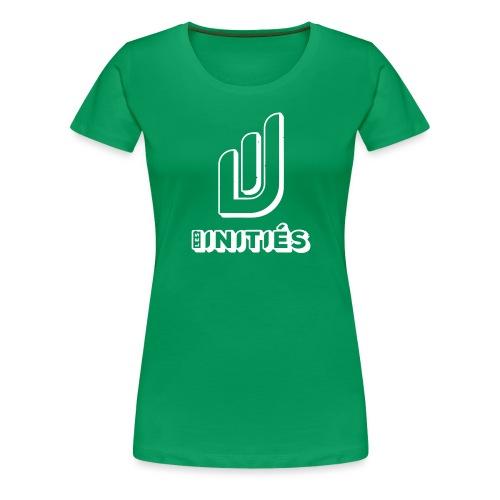 Les initiés - T-shirt Premium Femme