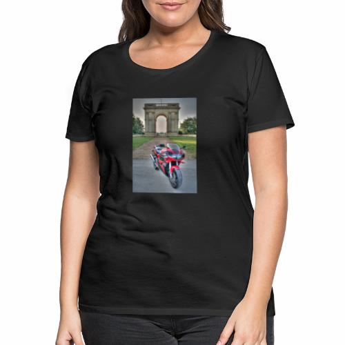 IMG 1000 1 2 tonemapped jpg - Women's Premium T-Shirt