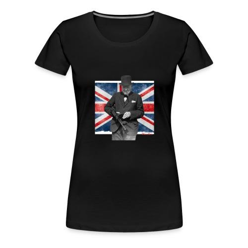 Perfect Winston - T-shirt Premium Femme