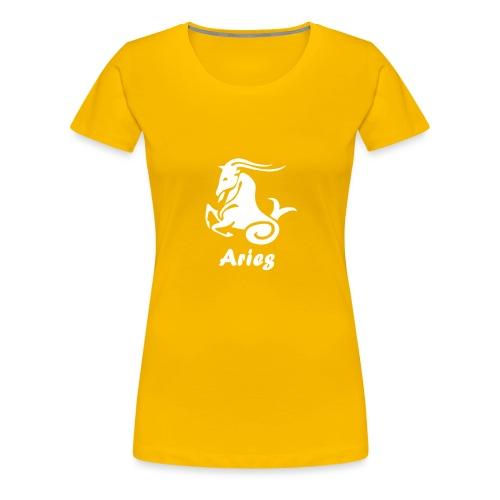 Bélier - T-shirt Premium Femme