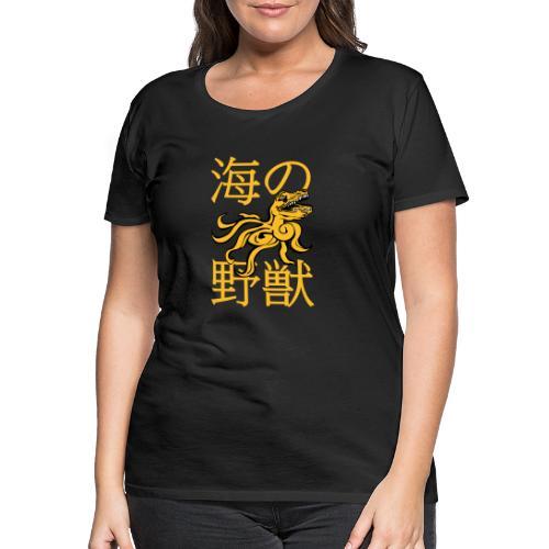 OctoRex - Women's Premium T-Shirt