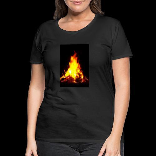Campfire - T-shirt Premium Femme