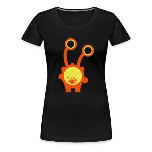 Eyes UP - T-shirt Premium Femme