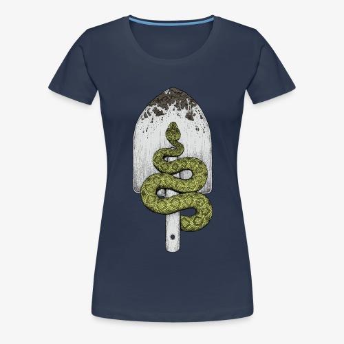 Gravedigge's Chant - Women's Premium T-Shirt