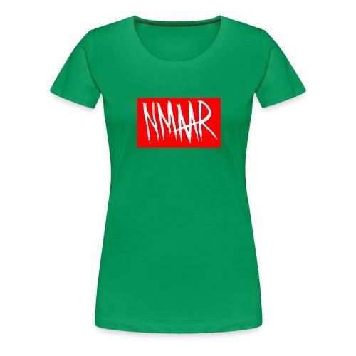 Logo Shirt - Dame premium T-shirt
