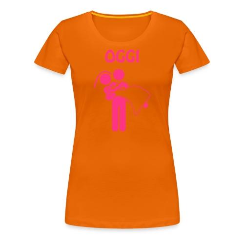 Oggi sposi - Maglietta Premium da donna