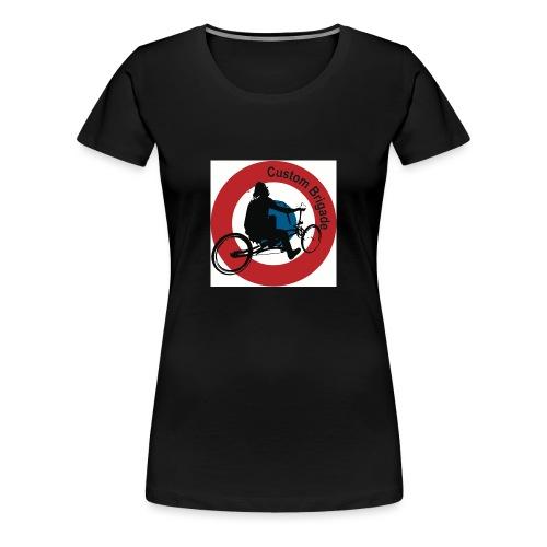 Cocarde Cruiser - T-shirt Premium Femme