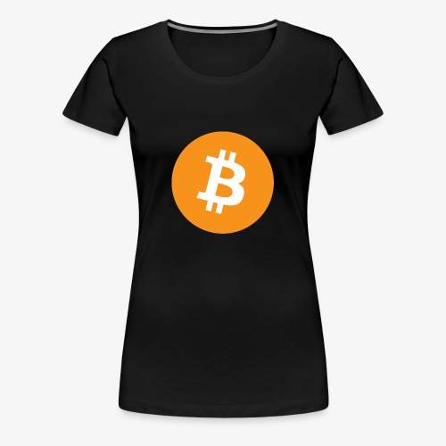 Bitcoin Apparel - Women's Premium T-Shirt