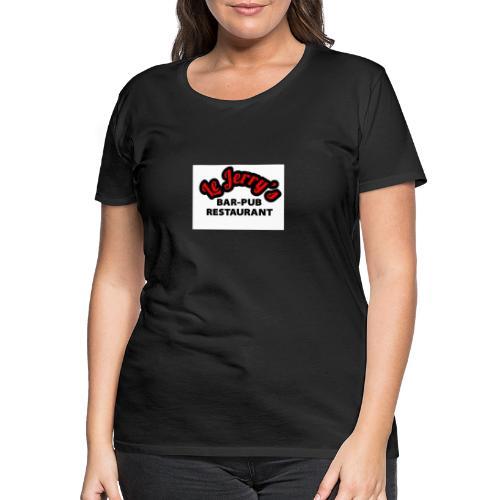 logo jerry s devant - T-shirt Premium Femme