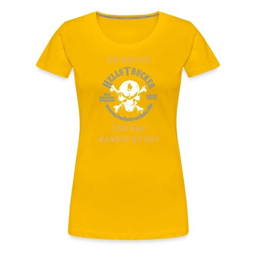 HellsTruckerAktion - Frauen Premium T-Shirt