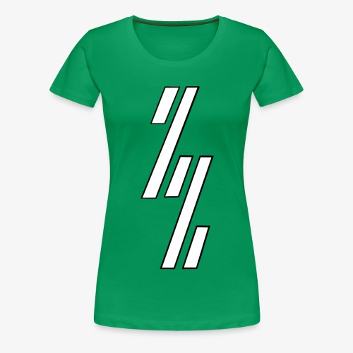zependez 2 ready - Vrouwen Premium T-shirt