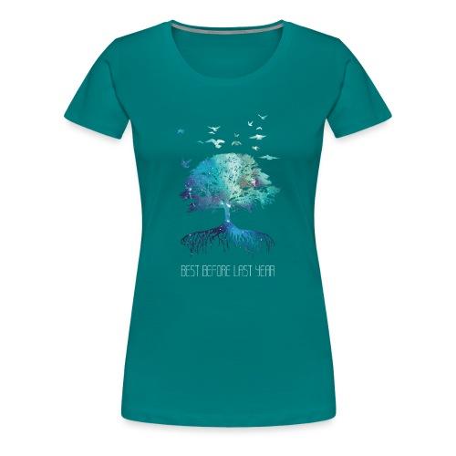 Men's shirt next Nature - Women's Premium T-Shirt