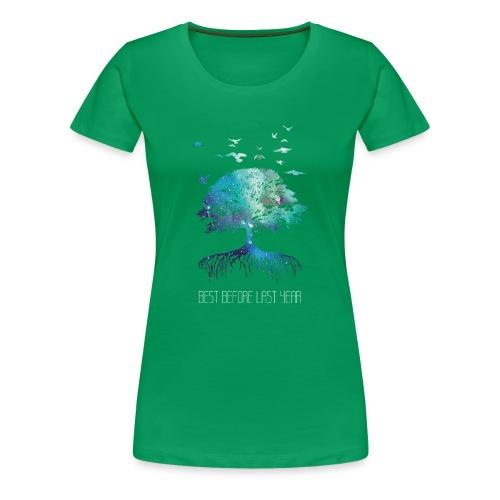 Women's shirt Next Nature - Women's Premium T-Shirt