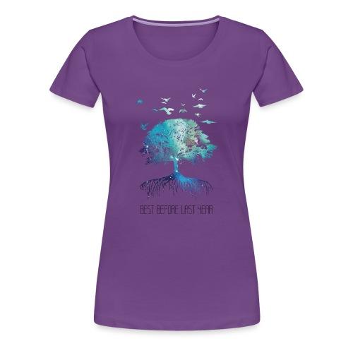 Men's shirt Next Nature Light - Women's Premium T-Shirt