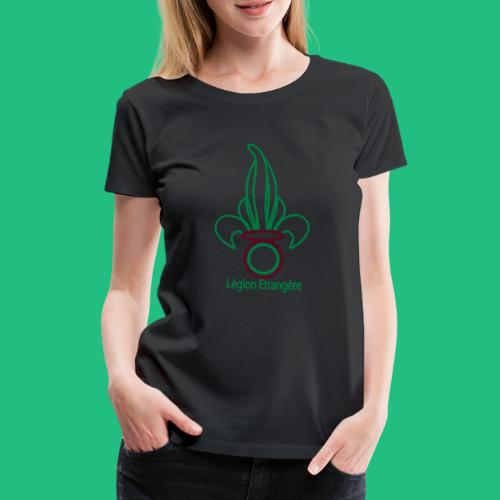 GRENADE LEGION - T-shirt Premium Femme