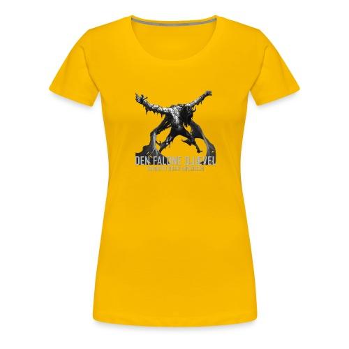 Bøgh Andersen Den faldne djævel T shirt logo sh - Dame premium T-shirt