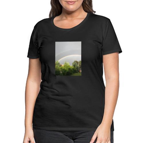 Arcobaleno - Maglietta Premium da donna