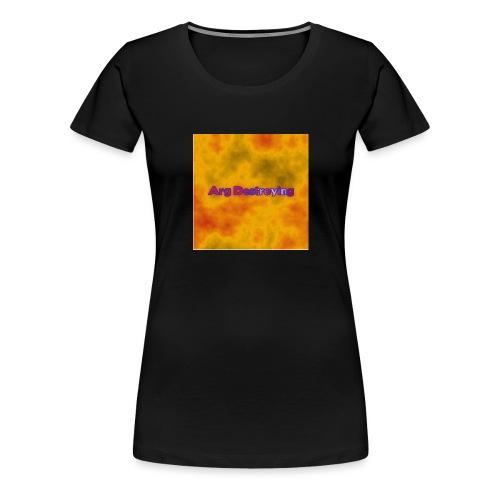 ArgDestroying Official Store! - Women's Premium T-Shirt