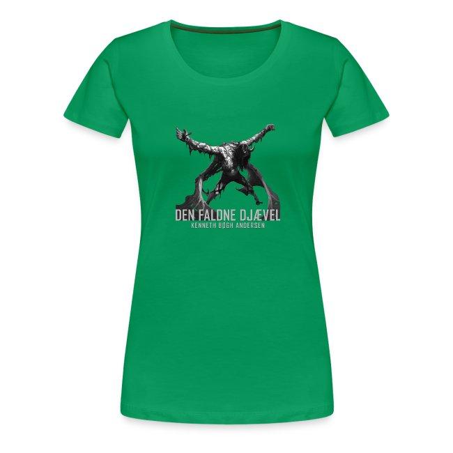 Bøgh Andersen Den faldne djævel T shirt logo sh