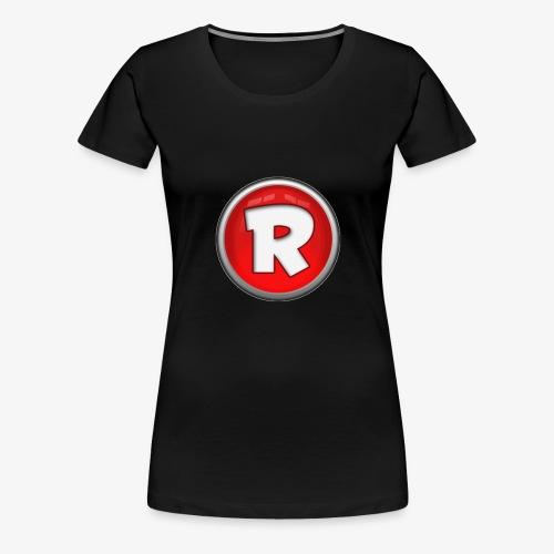 LOGOROM - T-shirt Premium Femme