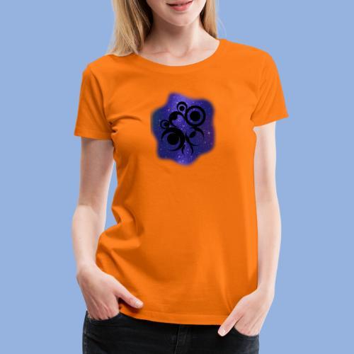 Should I stay or should I go Space 2 - T-shirt Premium Femme