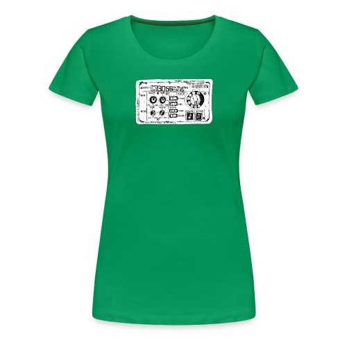 Drum Machine's R Ace! - Women's Premium T-Shirt