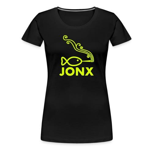 JONX BASICS - T-shirt Premium Femme