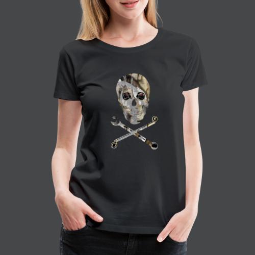 Der Schrauber! - Frauen Premium T-Shirt
