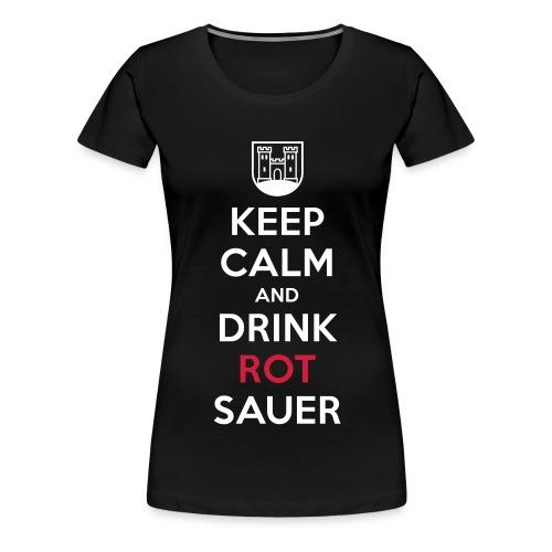 kcr1 - Frauen Premium T-Shirt