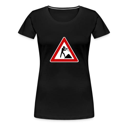 mak posaune - Frauen Premium T-Shirt